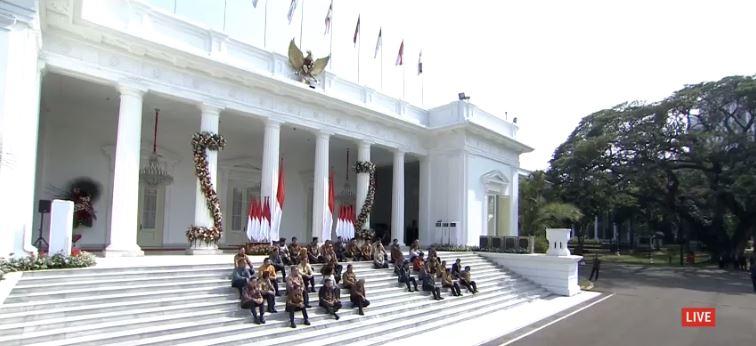 Daftar Menteri Terbaru Kabinet Indonesia Maju