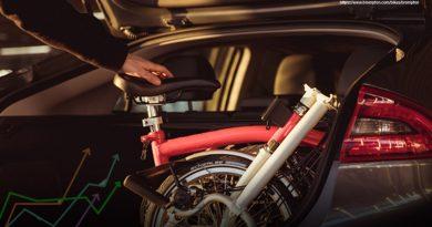 trend kenaikan peminat sepeda lipat